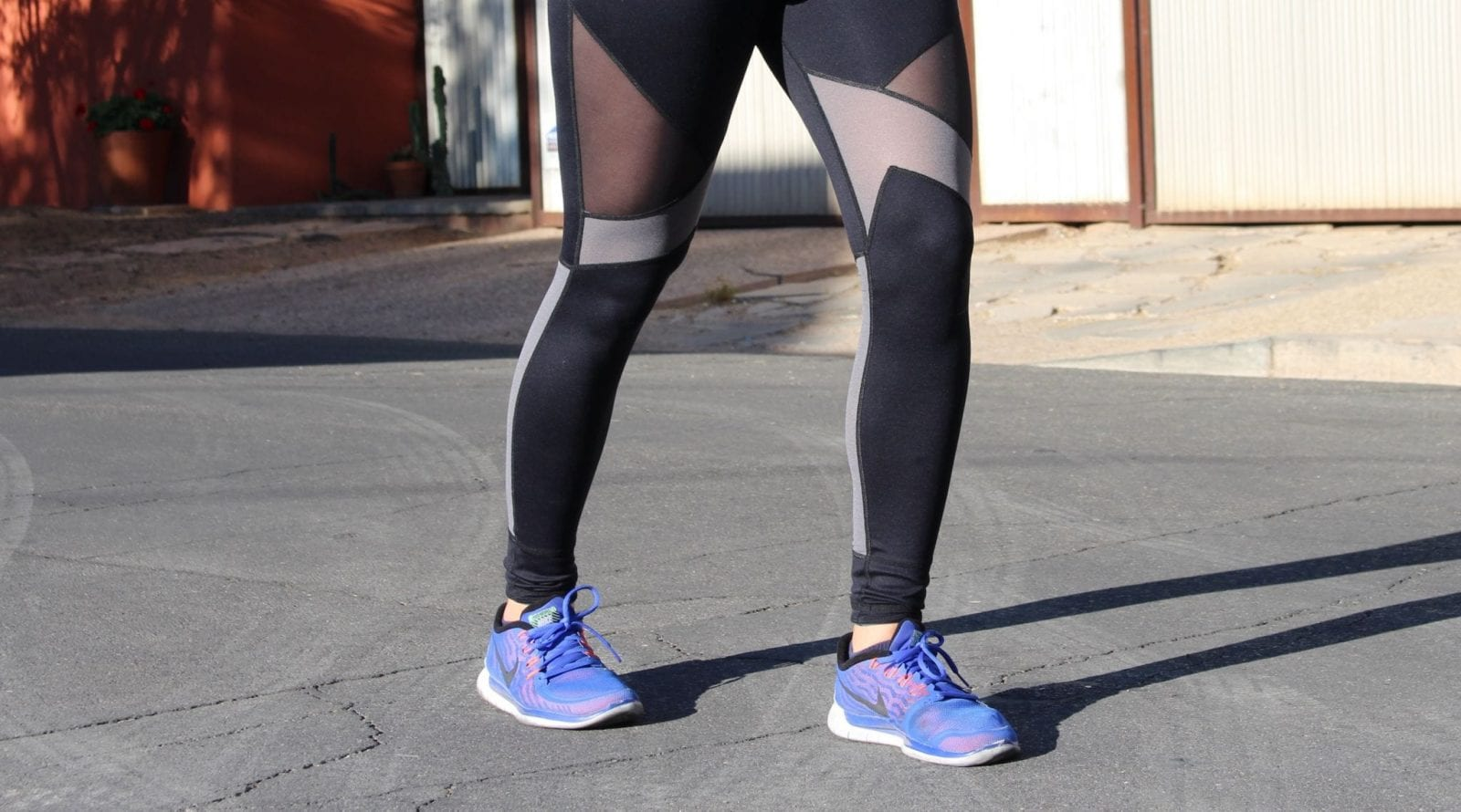 Rocking Sweaty Betty Leggings